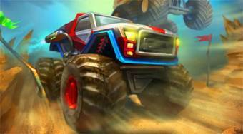 Monster Wheels 2 - Le jeu | Mahee.fr
