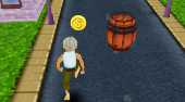 Grandpa Run 3D | Free online game | Mahee.com