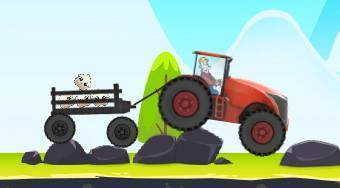 Tractor Farm Mania | Free online game | Mahee.com