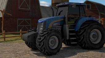 Farm Tractor Driver 3D Parking | Mahee.es
