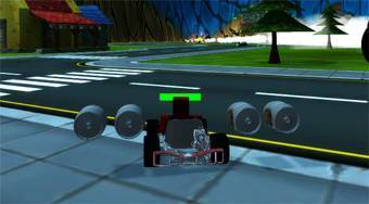 Battle Karts - Game | Mahee.com