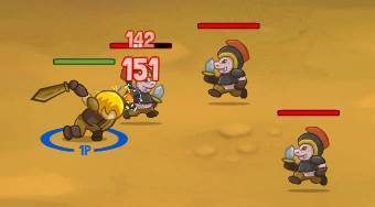 Mighty Knight 2 - jeu en ligne | Mahee.fr