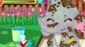 Baby Elephant Care - online game | Mahee.com