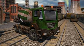 Train Station 3D Parking | Free online game | Mahee.com