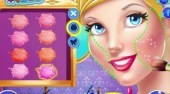 Cinderella's Wedding Makeup - online game | Mahee.com
