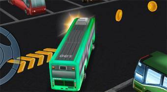 Busman Parking 2 HD - online game | Mahee.com