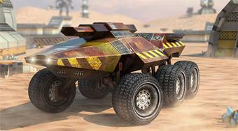 Mars Rover Extreme Parking | Free online game | Mahee.com