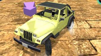 Arabic Jeep Parking - online game | Mahee.com