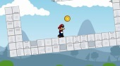 Mario Rotate Adventure - online game | Mahee.com