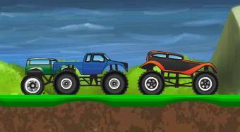 Mini Truck Madness | Free online game | Mahee.com