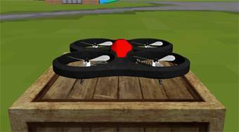 Drone Flying Sim 2 | Free online game | Mahee.com