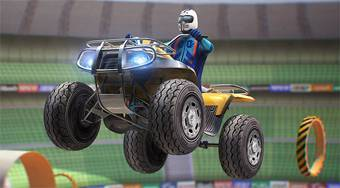 ATV 3D Arena Stunts - Game | Mahee.com