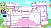 Monster High Dream Castle - El juego | Mahee.es