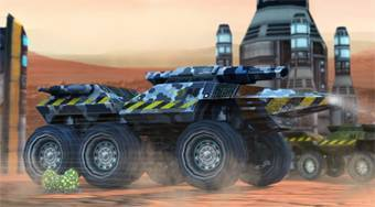 Alien Cars 3D Future Racing - Game | Mahee.com