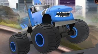 Monster Truck Beast Within - jeu en ligne | Mahee.fr