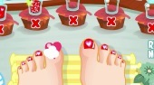 Beach Nail Polish | Free online game | Mahee.com