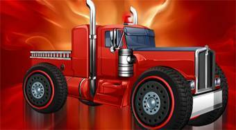 Fire Truck - online game | Mahee.com