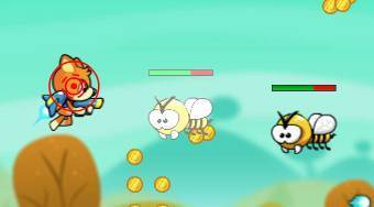 Bear in Super Action Adventure | Jeu en ligne gratuit | Mahee.fr