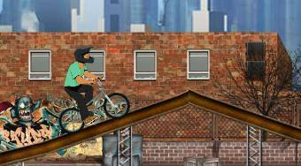 BMX For Boys - Le jeu | Mahee.fr