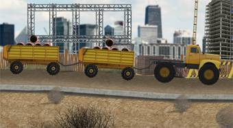 Construction City Cargo - Game | Mahee.com