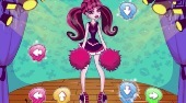 Monster High Dance Off | Free online game | Mahee.com