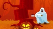 Timber Men Halloween | Free online game | Mahee.com