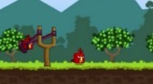 Crazy Birds | Free online game | Mahee.com