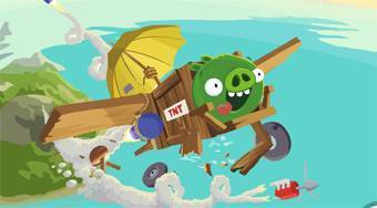 Bad Piggies Online 2015 | Mahee.com