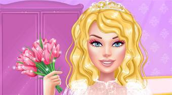Barbie Wedding Make Up | Mahee.fr