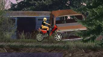 Soviet Bike - Game | Mahee.com