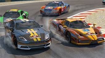 Extreme Auto 3D Racing | Free online game | Mahee.com