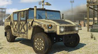 Off-road Army Car - Game | Mahee.com