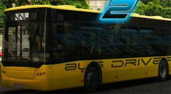 Bus Driver Weekdays 2 | Free online game | Mahee.com