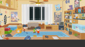 You're Grounded! - El juego | Mahee.es