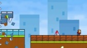 Spiky Wall of Doom | Free online game | Mahee.com