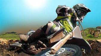 Dirt Bike Masters - online game | Mahee.com