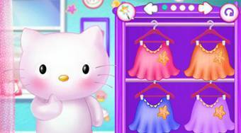 Hello Kitty Summer Break - online game | Mahee.com