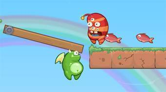 Colormons | Free online game | Mahee.com