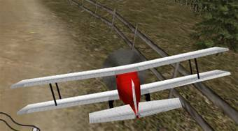 Plane Race 2 - online game | Mahee.com