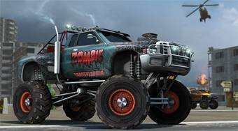 Zombie 3D Truck Parking - Game | Mahee.com