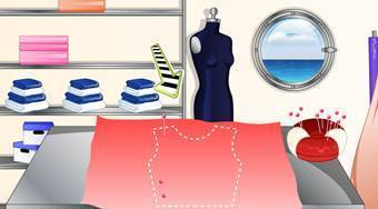 Fashion Studio: Sailor Girl | Free online game | Mahee.com