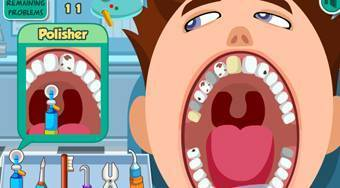 Dentiste heureux | (Happy Dentist) | Mahee.fr