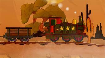 Train Steam West | Free online game | Mahee.com