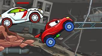 Car Eats Car 5 - online game | Mahee.com