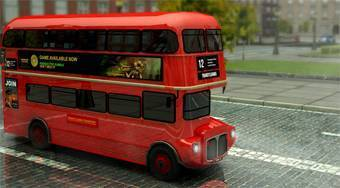 London Bus 3D Parking | Mahee.es