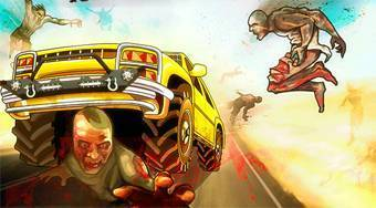 Highway Zombies | Free online game | Mahee.com