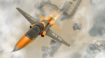 Army Plane 3D Flight - online game | Mahee.com