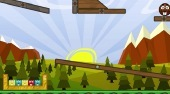 Beaver Blocks 2 | Free online game | Mahee.com