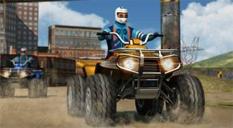 Extreme Atv 3D Offroad Race - Game | Mahee.com