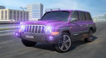 SUV Cars Parking | Free online game | Mahee.com